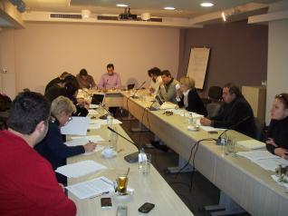 """Дебата """"Индекс на одржливост на медиумите во Македонија 2010"""""""
