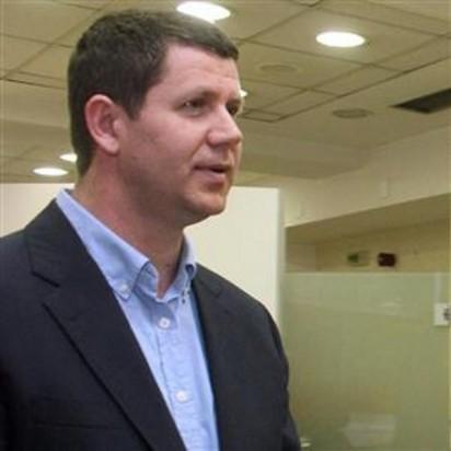 AJM President Naser Selmani