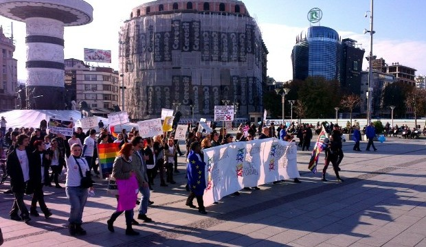 Fifth Tolerance March Held in Skopje