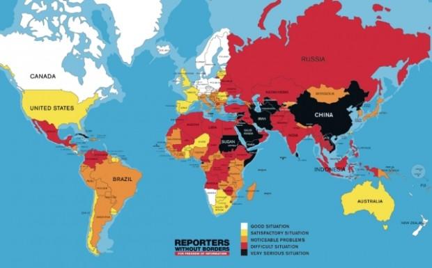Press Freedom 2015