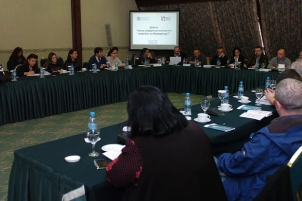"""Дебата: На македонскиот медиумски систем му треба """"ресетирање"""""""
