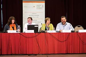 """(Македонски) Одржана конференцијата """"Одржливост на новите медиуми"""""""