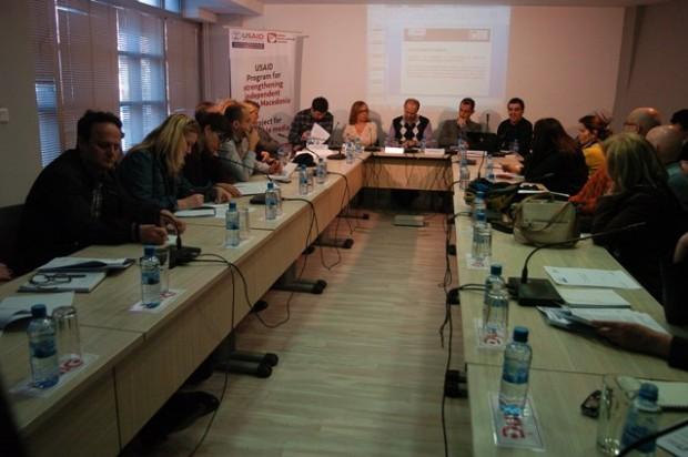 Дебата: Каков медиумски систем ѝ е потребен на Македонија?