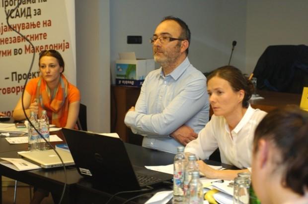 Бојко Боев: Медиумското законодавство во Македонија наликува на бродовите во Вардар